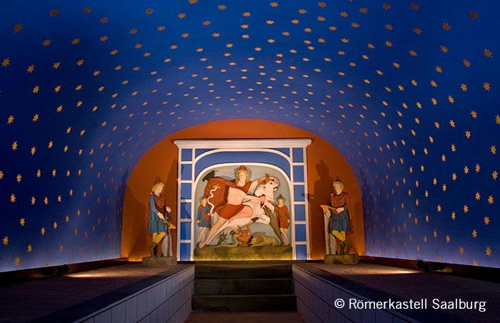 Mars, Mithras und Matronen - Römische Religion - ABGESAGT