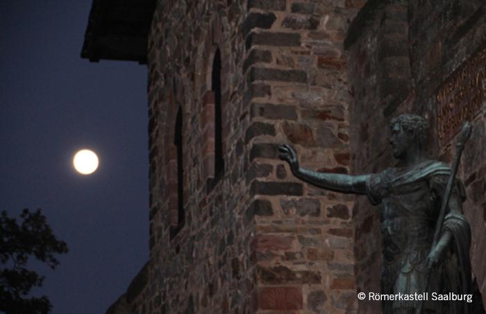 Mit der Taschenlampe in die Römerzeit - Abgesagt