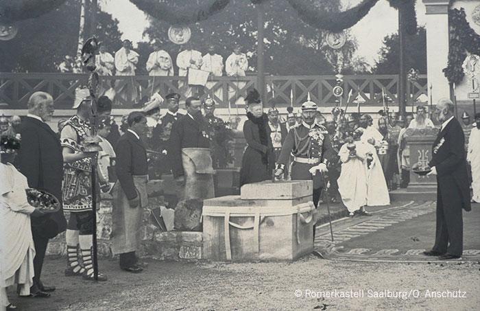 Des Kaisers Spielwiese? Die Frühzeit des Saalburgmuseums - ABGESAGT