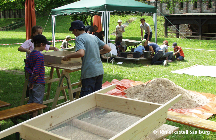 Archäologo-Camp - ABGESAGT